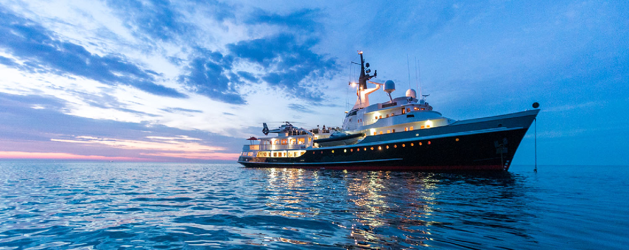 Looking for a superyacht?
